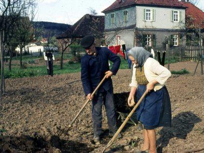 Familie Zuckrigl Kinzighausen Eltern von Helmut